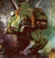 蘇式乙型 装脚装甲車