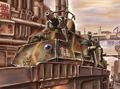 試製四一式重装甲列車霧島號