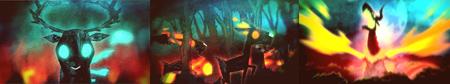 炎と森のカーニバルOP