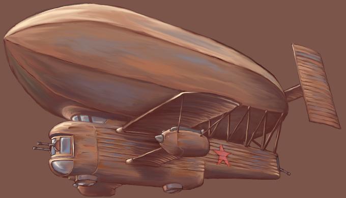 ヤコブレフ Yak-56巡航飛行船