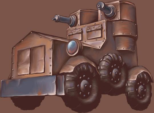 テリヤス三型輕裝甲自動車
