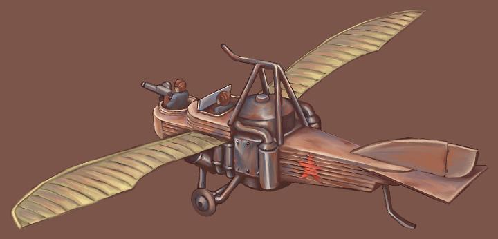 カモフ KA-50偵察オーニソプター